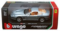 "Модель машины ""Bburago. Ferrari 550 Maranello"" (масштаб: 1/24)"