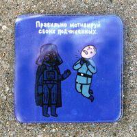"""Магнит акриловый """"Звездные войны"""" (арт. 012)"""