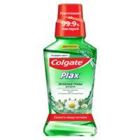 """Ополаскиватель для полости рта """"Colgate Plax. Лечебные травы"""" (250 мл)"""