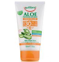 """Крем солнцезащитный для тела """"С комплексом Prosun-UV. 40% Aloe Vera"""" SPF 30 (150 мл)"""