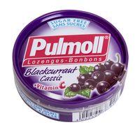 """Леденцы """"Pulmoll. Черная смородина"""" (45 г)"""