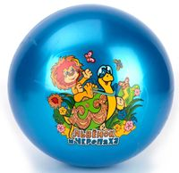 """Мяч """"Львёнок и Черепаха"""" (23 см)"""