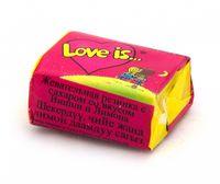 "Жевательная резинка ""Love Is. Вишня-лимон"" (4,2 г)"
