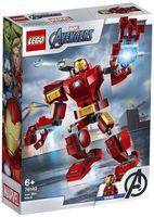 "LEGO Super Heroes ""Железный Человек: трансформер"""