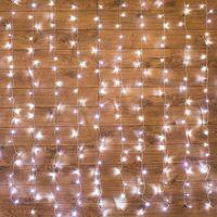 """Гирлянда """"Светодиодный дождь"""" (96 лампочек; арт. 235-025)"""