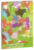 "Блокнот ""Creative Ideas. Parrot"" (140х100 мм; 20 листов)"
