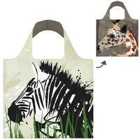 "Сумка складная ""Zebra & Giraffe"""