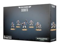 Warhammer 40.000. Space Marines. Scouts (48-16)