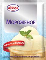 """Мороженое сухое """"Aleva. С ароматом пломбира"""" (75 г)"""