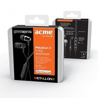Гарнитура GAVIO Metallon X ACME (Black)
