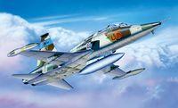 "Истребитель-бомбардировщик ""CF-5B Freedom Fighter"" (масштаб: 1/72)"