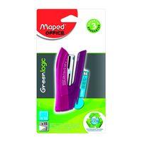Степлер Greenlogic Pocket №10 (+ 400 скоб)
