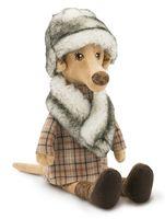 """Мягкая игрушка """"Собака Наденька"""" (30 см)"""