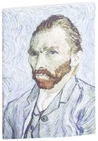"Блокнот ""Ван Гог. Автопортрет"" (А5)"
