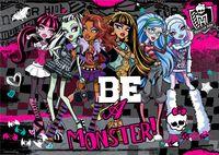"""Пазл """"Monster High 1"""" (260 элементов)"""