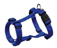 """Шлея """"Premium H-harness"""" (размер S-M; 40-65 см; синий)"""