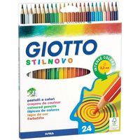"Цветные карандаши ""GIOTTO STILNOVO"" (24 цвета)"