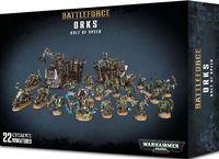Warhammer 40.000. Orks. Kult of Speed (71-63)