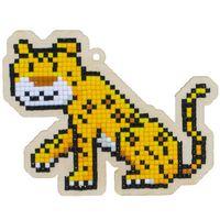 """Алмазная вышивка-мозаика """"Брелок. Леопард"""" (113х88 мм)"""