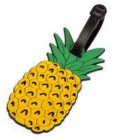 "Бирка на багаж ""Сочный ананас"""
