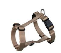 "Шлея ""Premium H-harness"" (размер S-M; 40-65 см; бежевый)"
