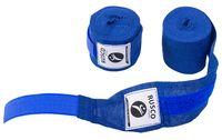 Бинт боксёрский (4,5 м; синий)