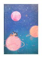 """Зеркало настольное """"Космос. Розовые планеты"""" (арт. KW006-000036)"""