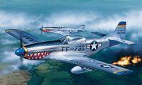 "Истребитель ""P-51 Mustang"" (масштаб: 1/72)"