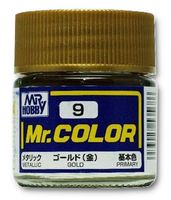 Краска Mr. Color (gold, C9)