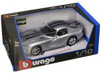 """Модель машины """"Bburago. Gold. Dodge Viper GTS coupe"""" (масштаб: 1/18)"""