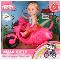 "Кукла ""Hello Kitty. Машенька на скутере"""