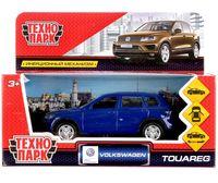 """Модель машины """"VW Touareg"""" (арт. TOUAREG-BU)"""