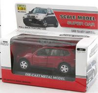 "Металлическая машинка ""Scale Model. BMW Х5"""
