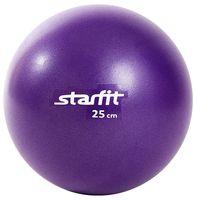 Мяч для пилатеса GB-901 25 см (фиолетовый)