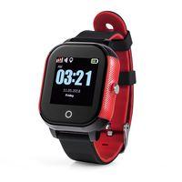 Умные часы Wonlex GW700s (черно-красные)