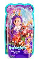 """Кукла """"Enchantimals. Данэсса Оленни и Спринт"""""""