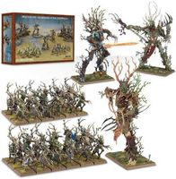 "Набор миниатюр ""Warhammer FB. Wood Elves Guardians of the Deepwood"" (92-11)"