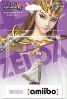 Фигурка amiibo - Зельда (Smash)