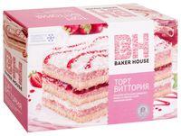 "Торт бисквитный ""Baker House. Виттория"" (350 г)"