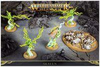 Warhammer Age of Sigmar. Endless Spells. Skaven (90-27)