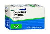 """Контактные линзы """"Optima FW"""" (1 линза; -9,0 дптр; 8,4 мм)"""