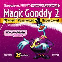 Magic Gooddy 2. Переводчик Promt: Немецкий для детей