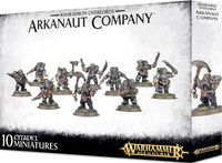 Warhammer Age of Sigmar. Kharadron Overlords. Arkanaut Company (84-35)