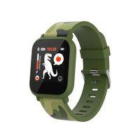 """Умные часы """"MyDino"""" KW-33 (зеленый камуфляж)"""