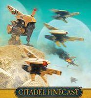 "Набор миниатюр ""Warhammer 40.000. Finecast: Tau Sniper Drone Team"" (56-40)"