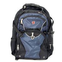 Рюкзак WENGER (32 литра, черный/синий)