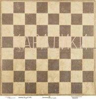 Бумага для скрапбукинга (арт. FLEER114)
