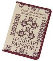 Обложка на паспорт (арт. C5-103-791)