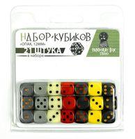 """Набор кубиков """"Опак"""" (21 шт.)"""