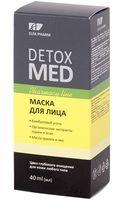 "Маска для лица ""Detox Med"" (40 мл)"